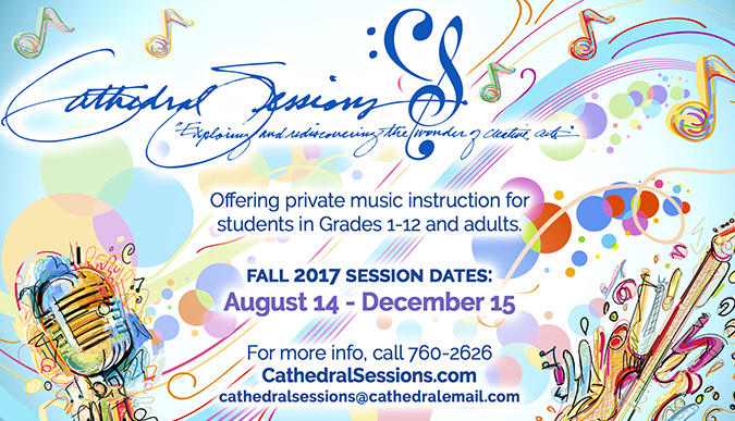 Cathedral Sessions Fall 2017