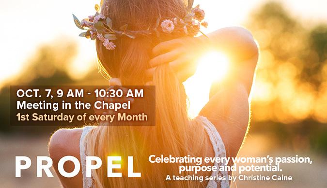 PROPEL Women - October 7