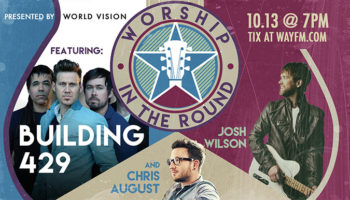 Building 429 Concert - October 13