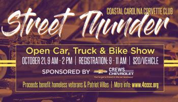 Street Thunder Car, Truck and Bike Show