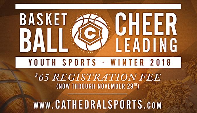 Basketball Cheer Registration Deadline