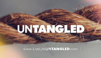 Untangled Series Title Slide
