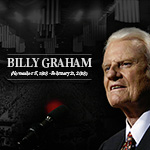 Billy Graham Tribute - message archive image