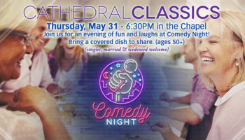 Cathedral Classics - May 31