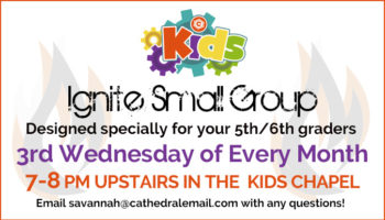CKids Ignite Small Group Info