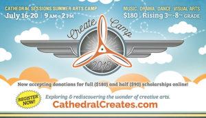 Create Camp 2018 - Flight