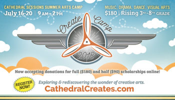 Create Camp 2018 - Flight