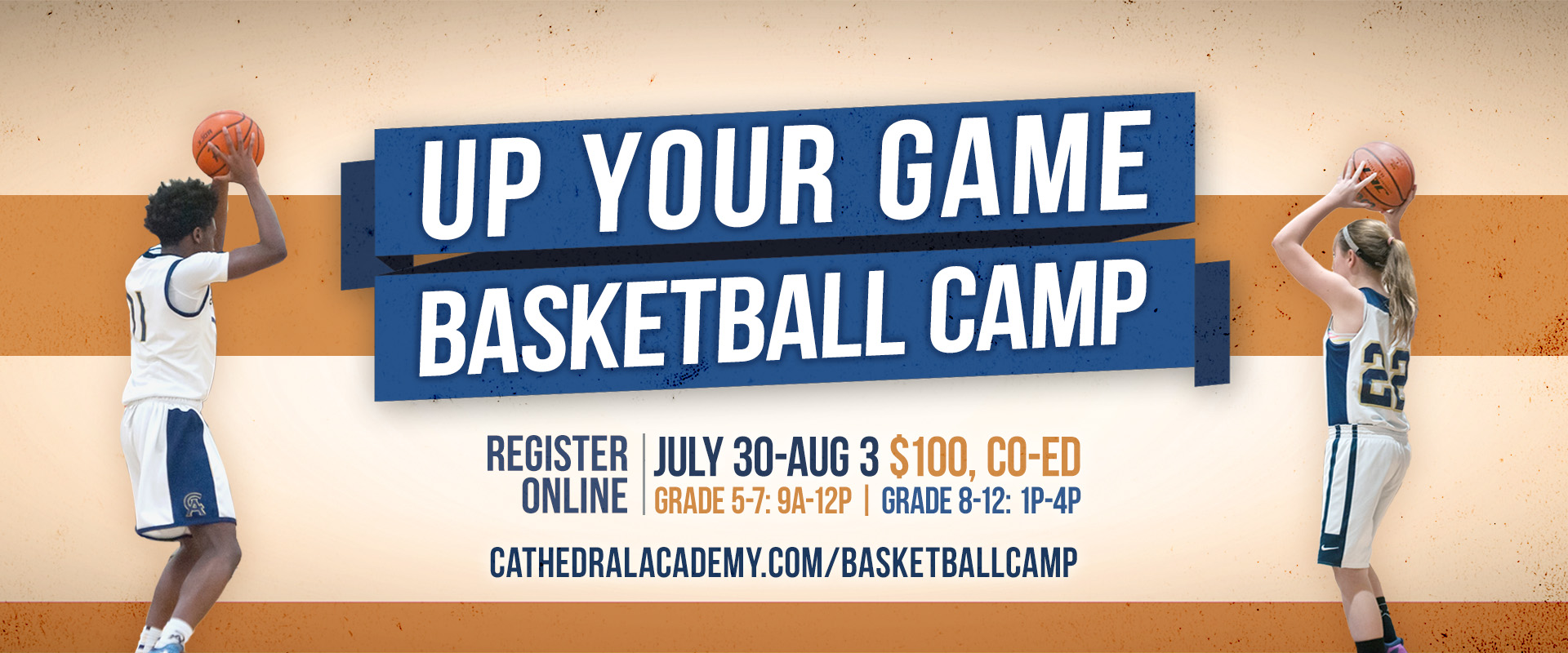 Up Your Game - youth basketball camp