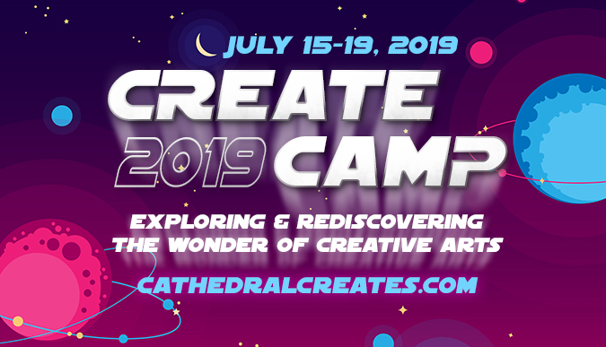 Create Camp 2019 Teaser