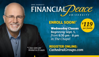 Financial Peace University - Sept. 5