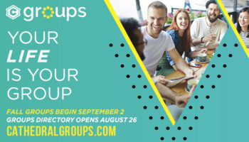 Fall 2018 Small Groups Registration