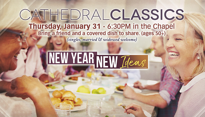 Cathedral Classcis - January 31
