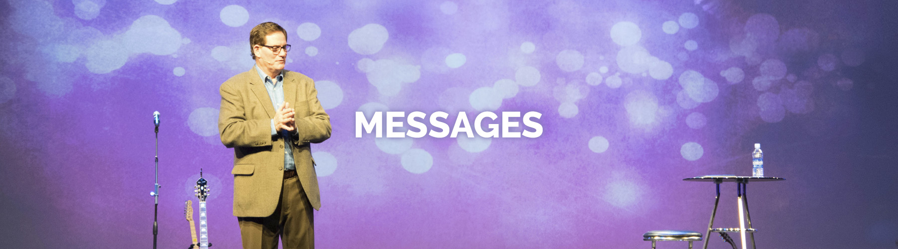 Weekly Messages Header