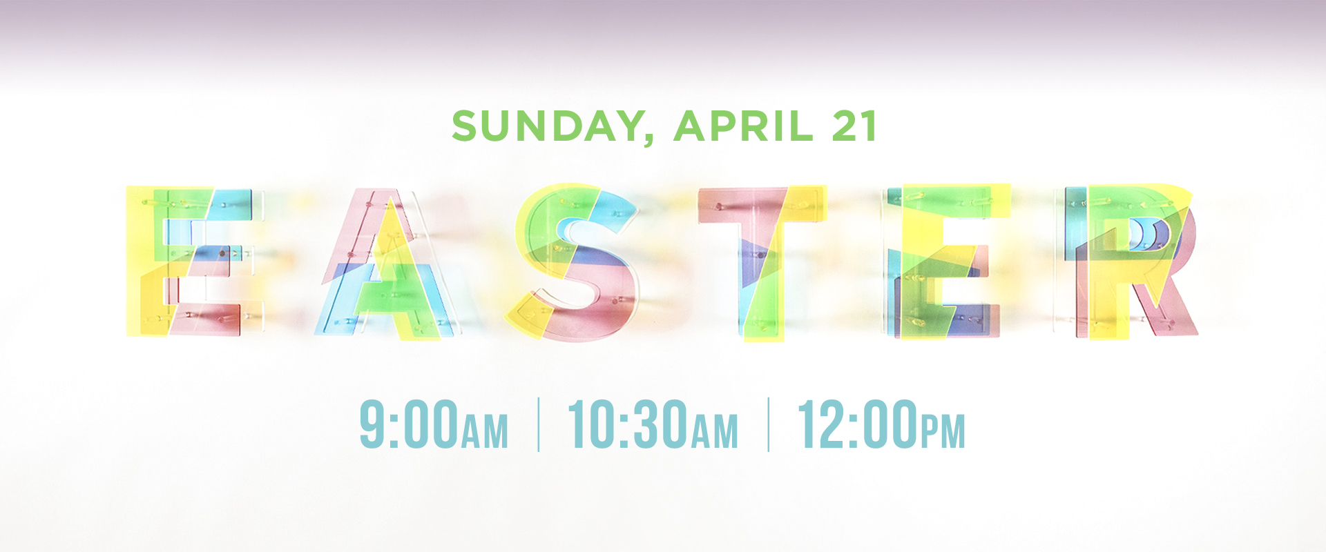 Easter 2019 Slide - April 21