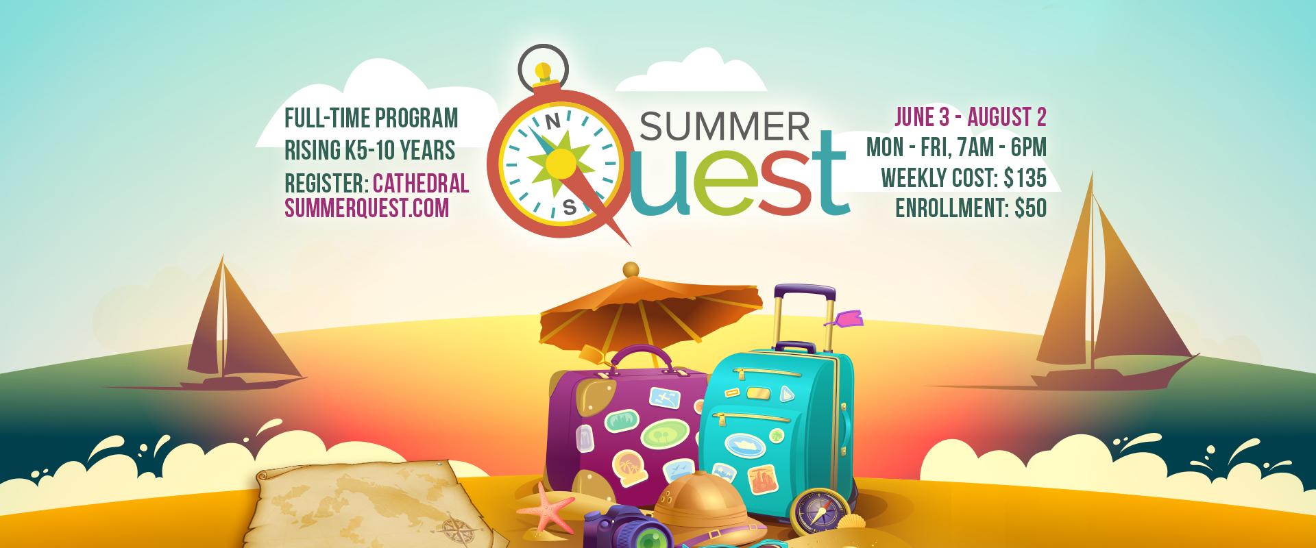 SummerQuest 2019 slide
