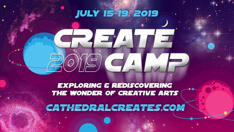 CREATE Camp 2019 Information