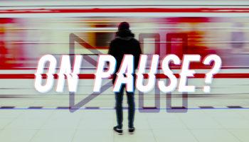 On Pause? Series Slide