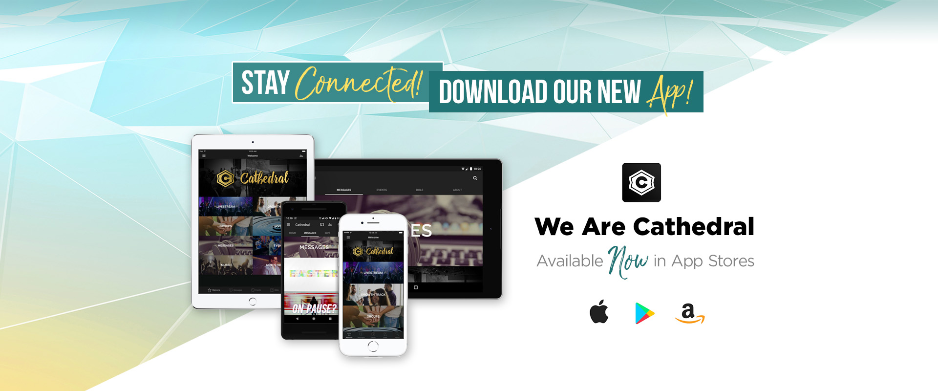 We Are Cathedral App - download