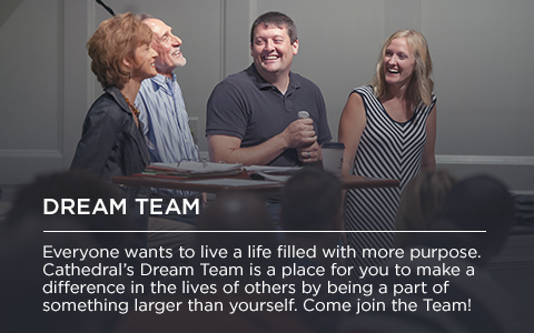 Next Steps - Dream Team