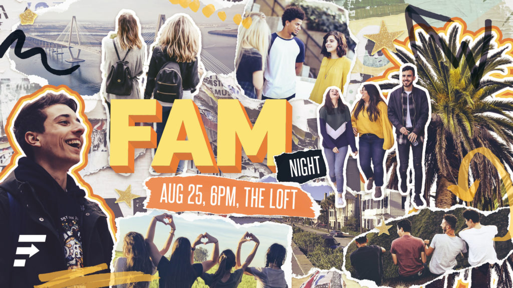 FUEL FAM Night - August 25