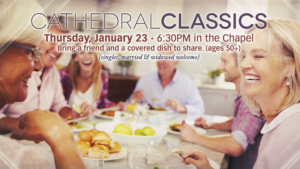 Cathedral Classics - January 2020